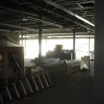 Interior Fort Sask Sept 29, 2012