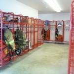 Inside Fire Hall #5