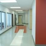 Inside Hallway Fire Hall #5