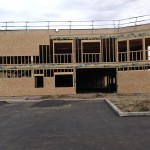 CCS west elevation Sept 19, 2012