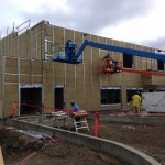 Oct 2012 Ecole St Thomas Exterior