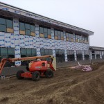 Oct 2012 Ecole St Thomas Exterior 2