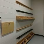 RCMP Lloyd Gun racks