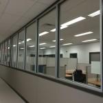 RCMP Lloyd inside hallway