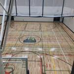 Lois E Hole 2017 gym