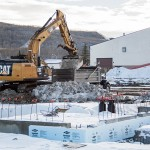 Peace River Rec Centre progress